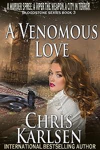 A Venomous Love (Bloodstone, #3)