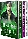 Overworld Chronicles Books 4-6 (Overworld Chronicles Box Sets Book 2)