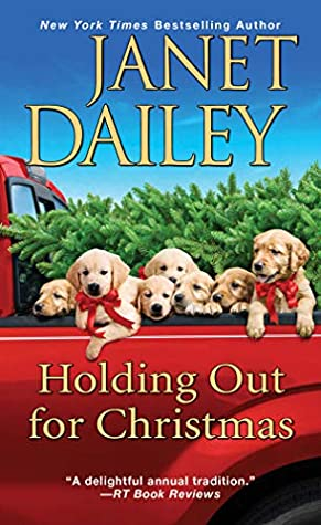 Holding Out for Christmas (The Christmas Tree Ranch, #3)