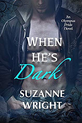 When He's Dark  (The Olympus Pride, #1)