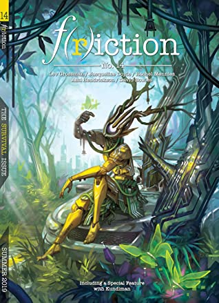 Friction, Summer 2019 (Friction #14)