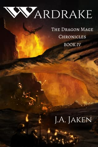 Wardrake (Dragon Mage Chronicles #4)