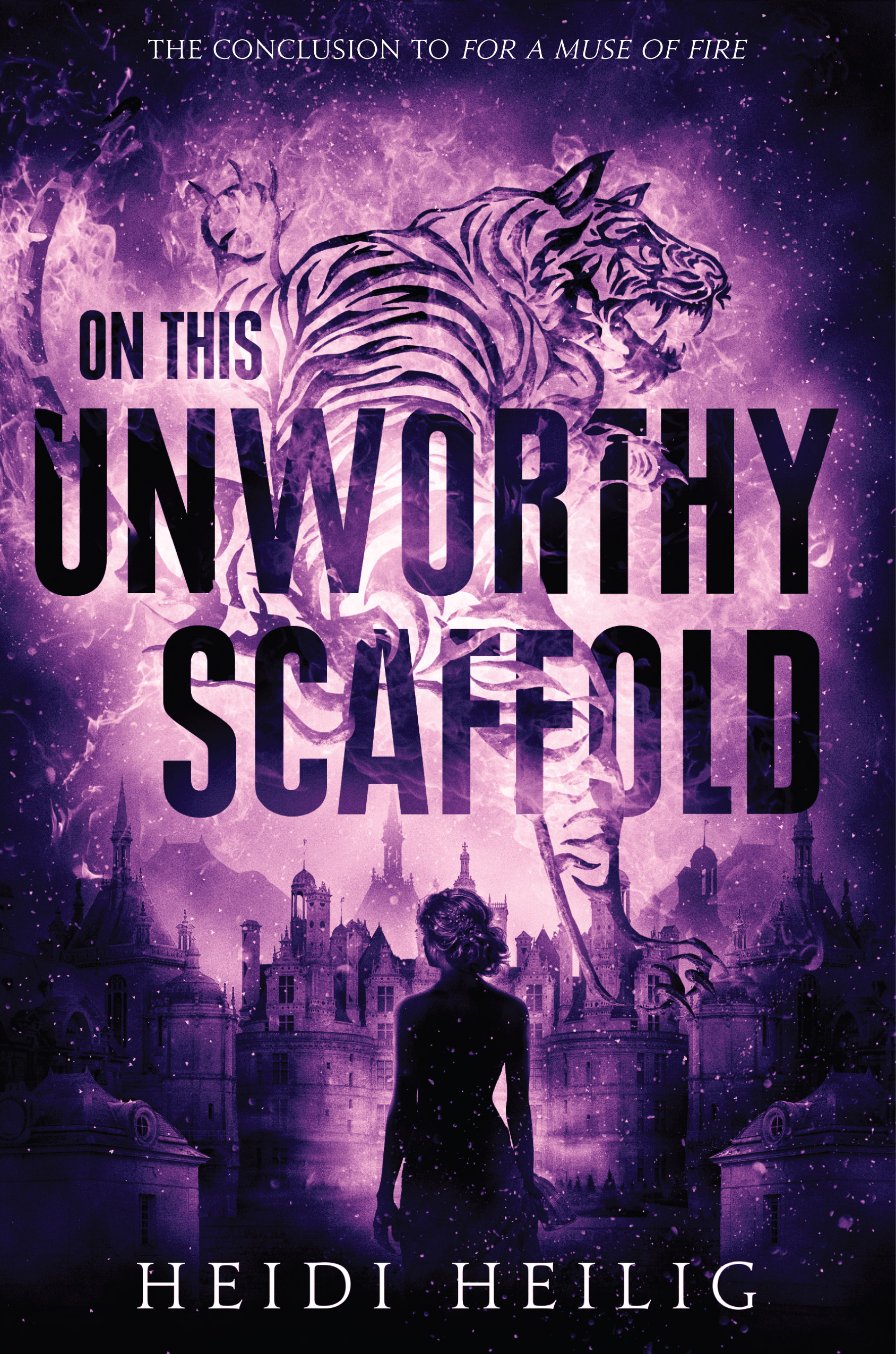 On This Unworthy Scaffold (Shadow Players, #3)