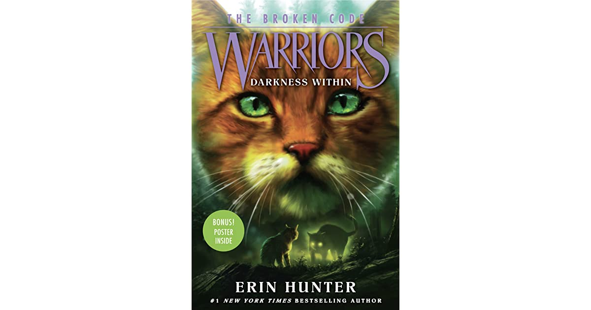Darkness Within Warriors The Broken Code 4 By Erin Hunter