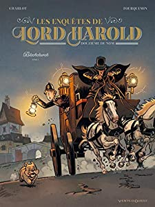 Les Enquêtes de Lord Harold, douzième du nom - Tome 01 : Blackchurch