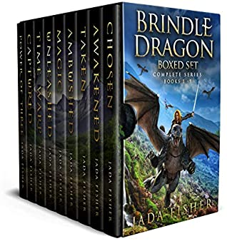 Brindle Dragon Boxed Set: Complete Series Books 1 - 9