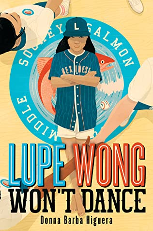 Image result for LUPE WONG WON'T DANCE BOOK COVER