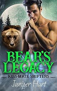 Bear's Legacy (Kiss-Mate Shifters, #1)
