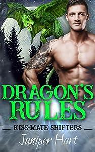 Dragon's Rules (Kiss-Mate Shifters, #4)