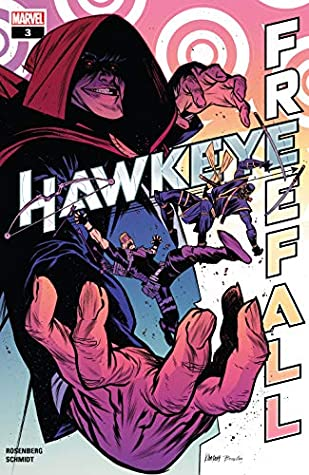 Hawkeye: Freefall (2020-) #3