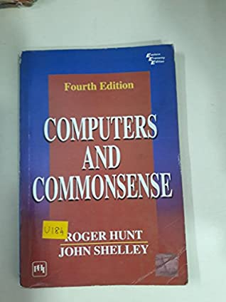 Computers And Commonsense