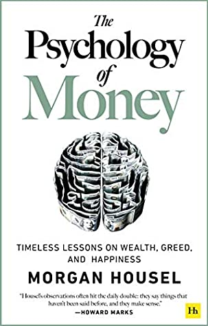 Book suggestions from a performance marketing specialist - The Psychology of Money.