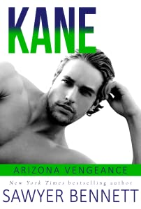Kane (Arizona Vengeance, #8)