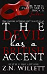 The Devil has a British Accent: Jackson (White Carpet, #1)