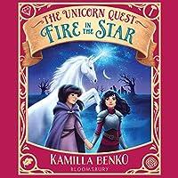 Fire in the Star (Unicorn Quest, #3)