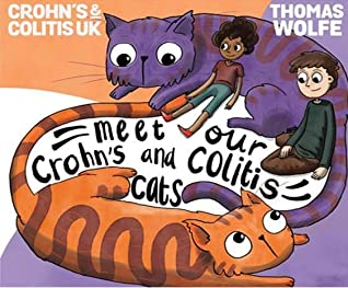 Meet Our Crohn's and Colitis Cats