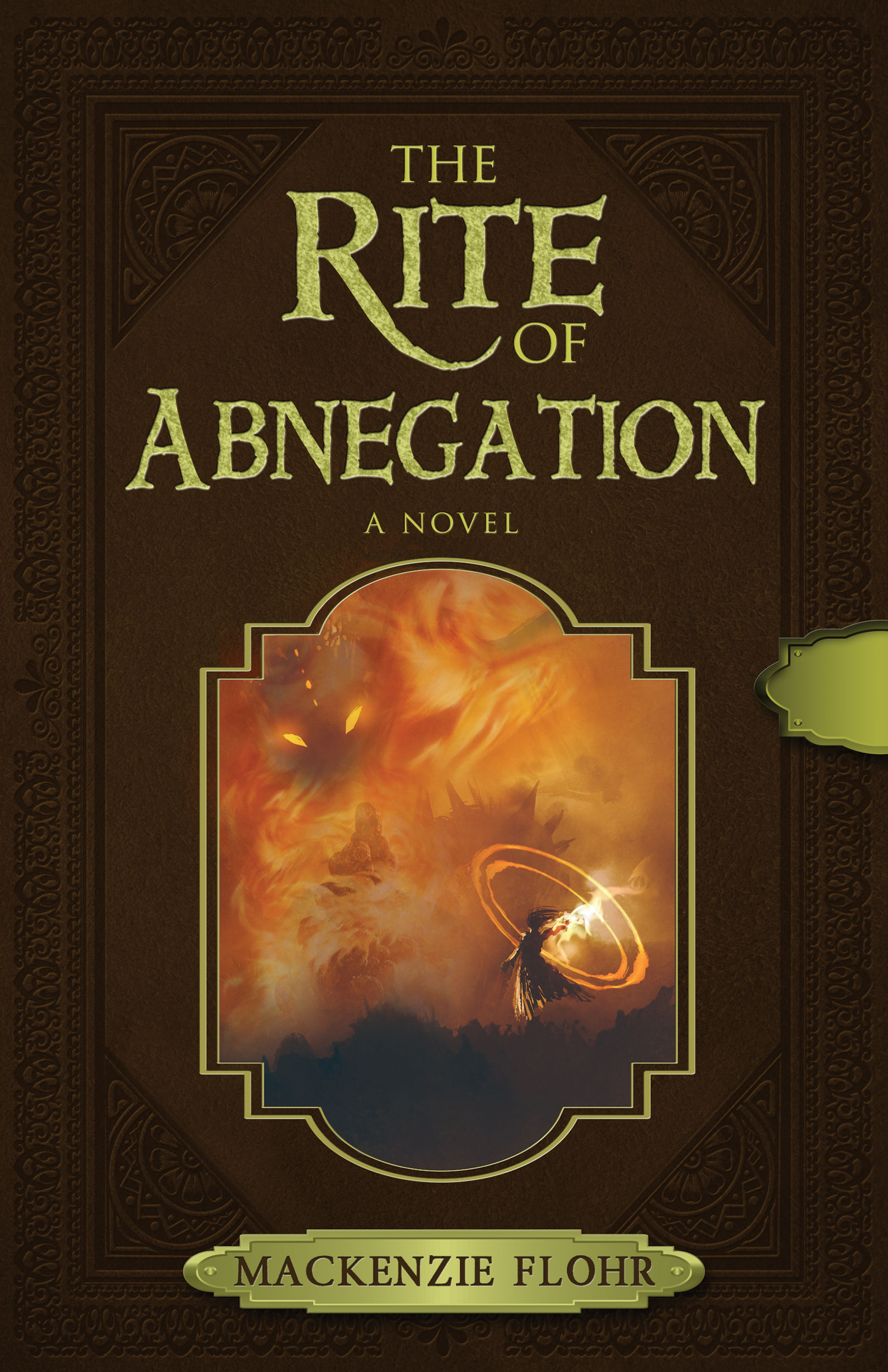 The Rite of Abnegation (The Rite of Wands, #2)