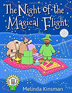 The Night of the Magical Flight: British English Edition - Exciting Rhyming Bedtime Story - Picture Book / Early Reader (Ages 3-7) (Top of the Wardrobe Gang Picture Books (British English Series))