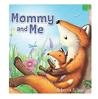 Mommy and Me - Little Hippo Books - Children's Padded Board Book
