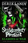 Seasons of War (Skulduggery Pleasant, #13)