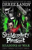 Seasons of War (Skulduggery Pleasant, #13)