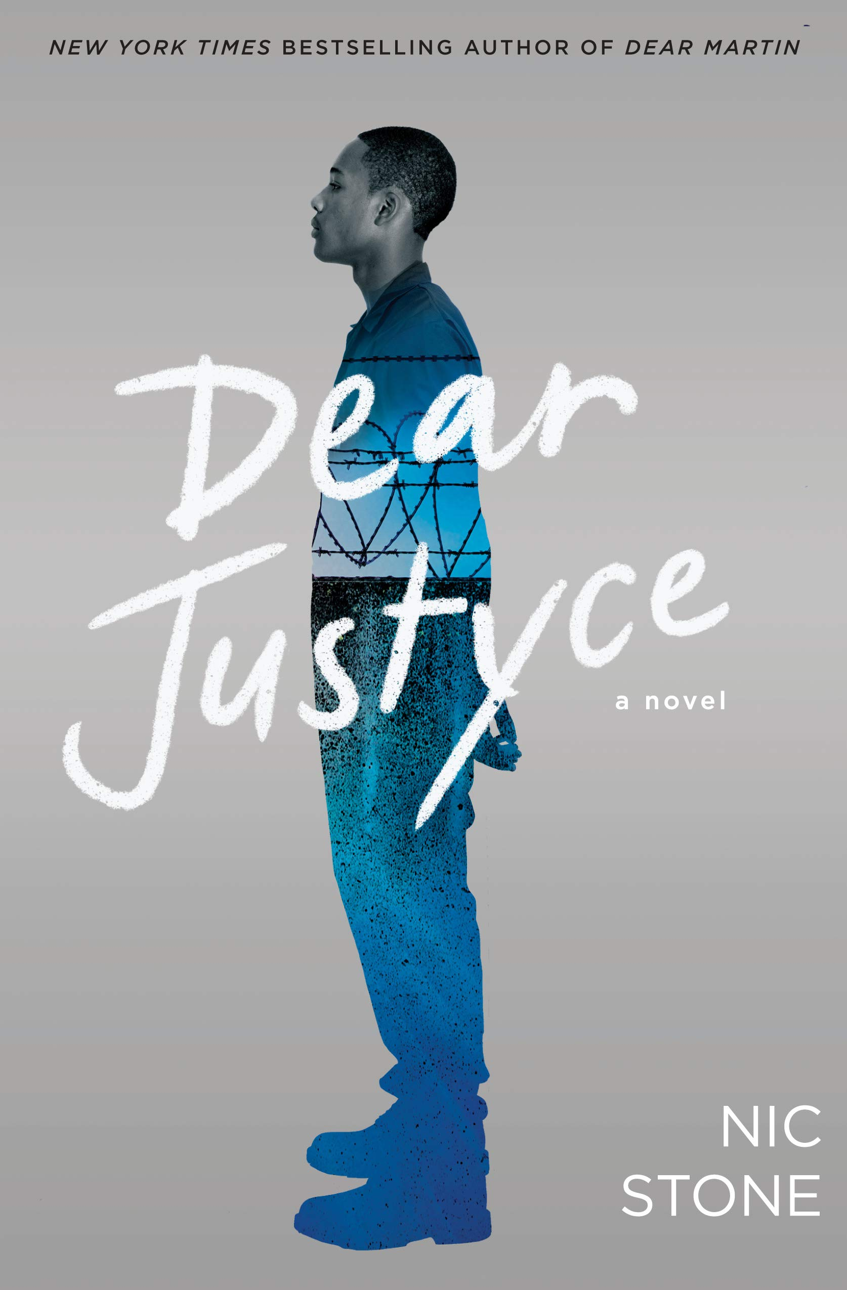 Dear Justyce (Dear Martin, #2) by Nic Stone