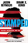 Book cover for Stamped: Racism, Antiracism, and You