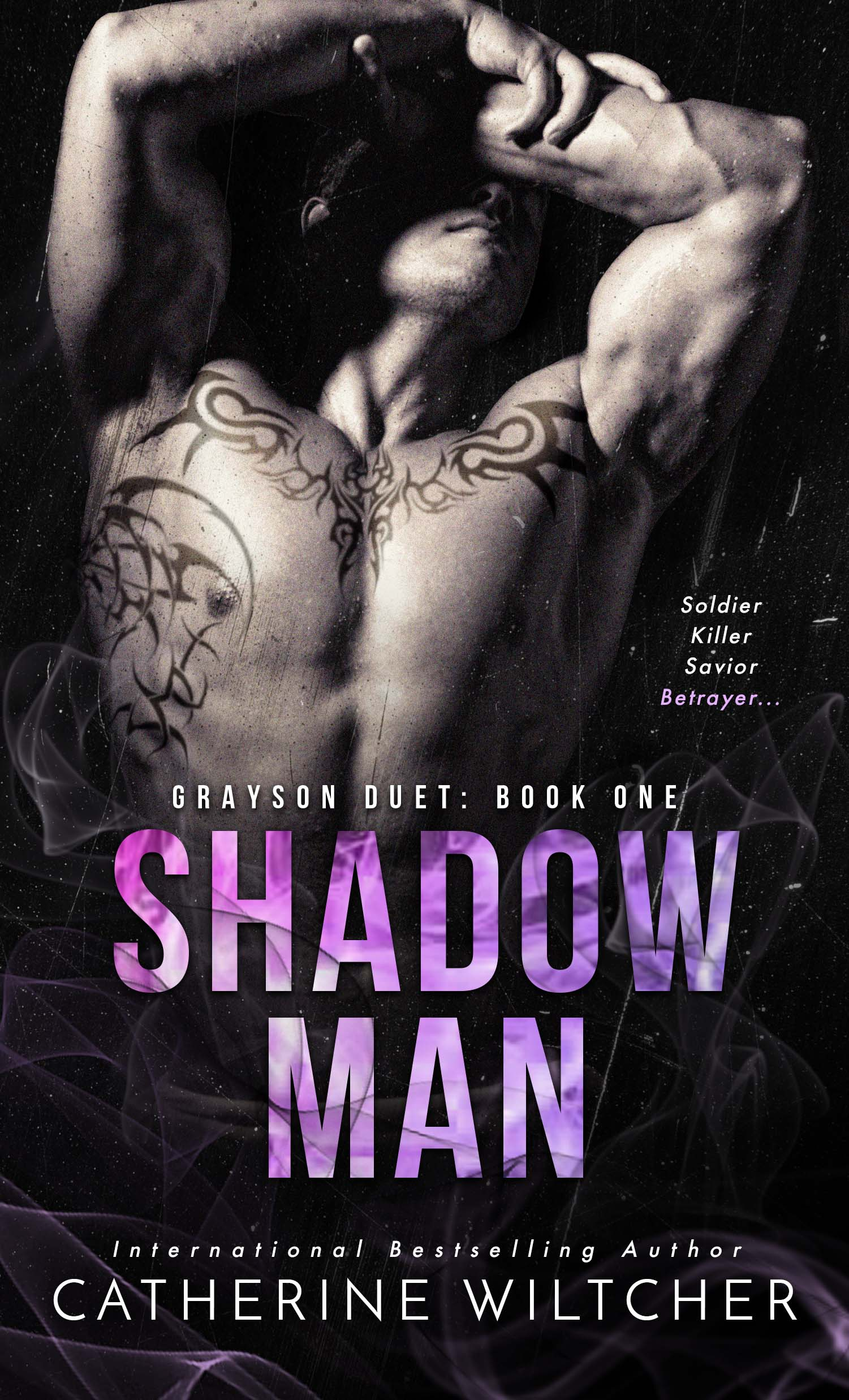 Shadow Man - Grayson Duet 1 - Catherine Wiltcher