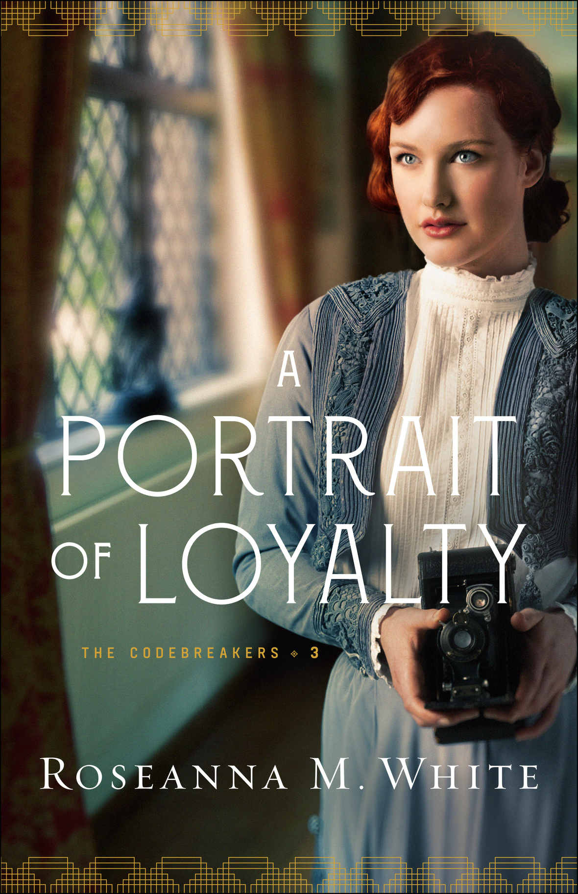 A Portrait of Loyalty (The Codebreakers, #3)