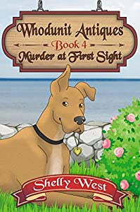 Murder at First Sight (Whodunit Antiques #4)