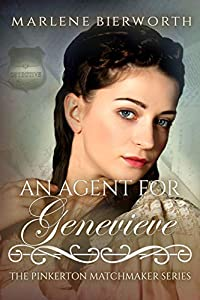 An Agent for Genevieve (The Pinkerton Matchmaker #62)