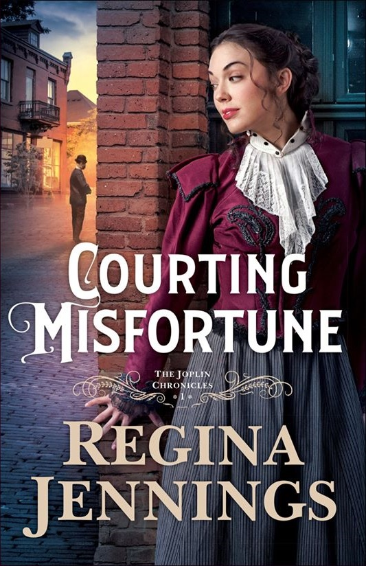 Courting Misfortune (The Joplin Chronicles, #1)