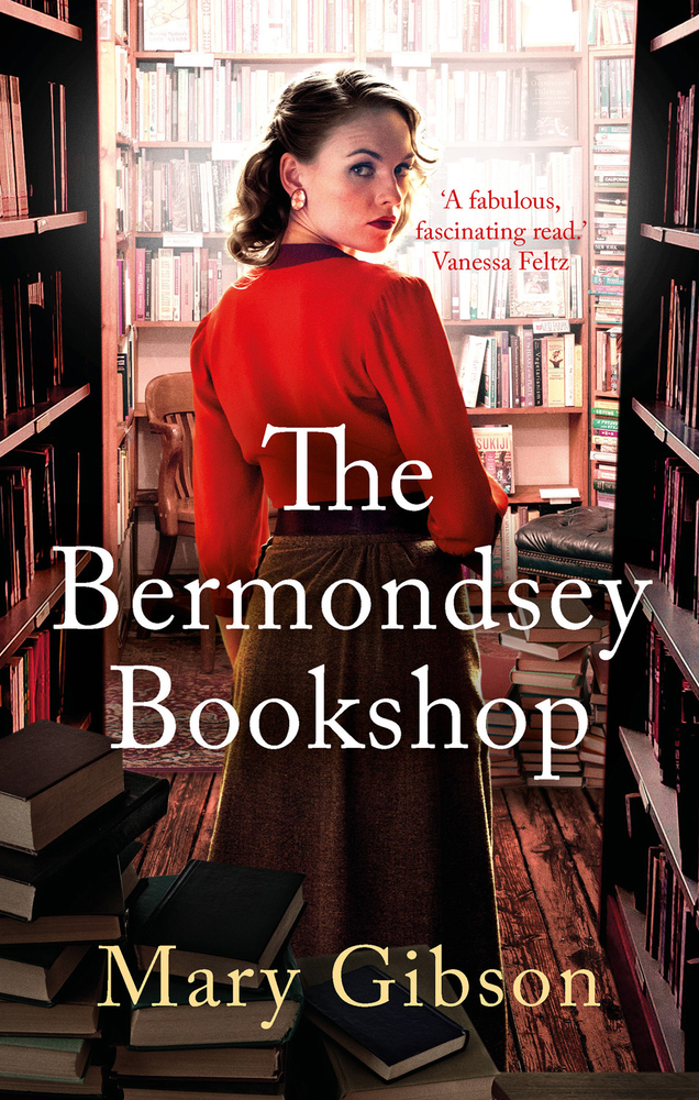 The Bermondsey Bookshop: A heart-wrenching saga of love and loss ...