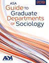 2019 ASA Guide to Graduate Departments of Sociology
