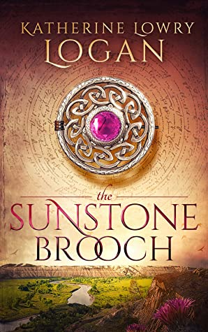The Sunstone Brooch