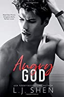 Angry God (All Saints High, #3)