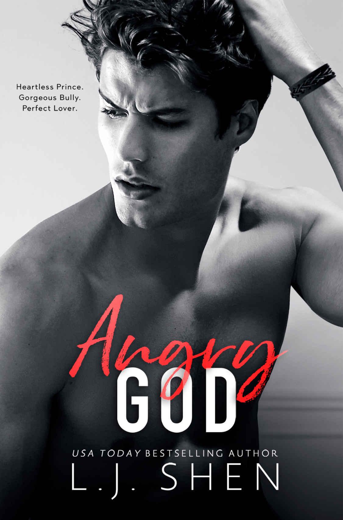 Angry God - L.J. Shen
