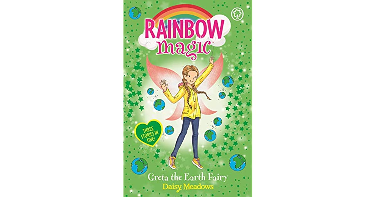 Greta The Earth Fairy Special By Daisy Meadows