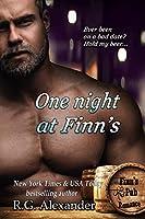 One Night at Finn's (Finn's Pub Romance #1)