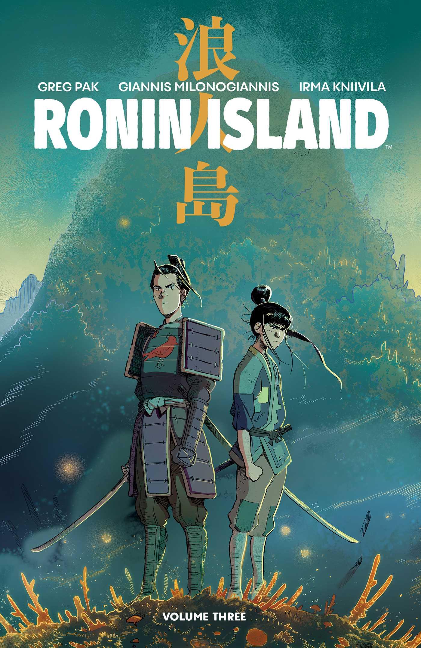 Ronin Island, Vol. 3