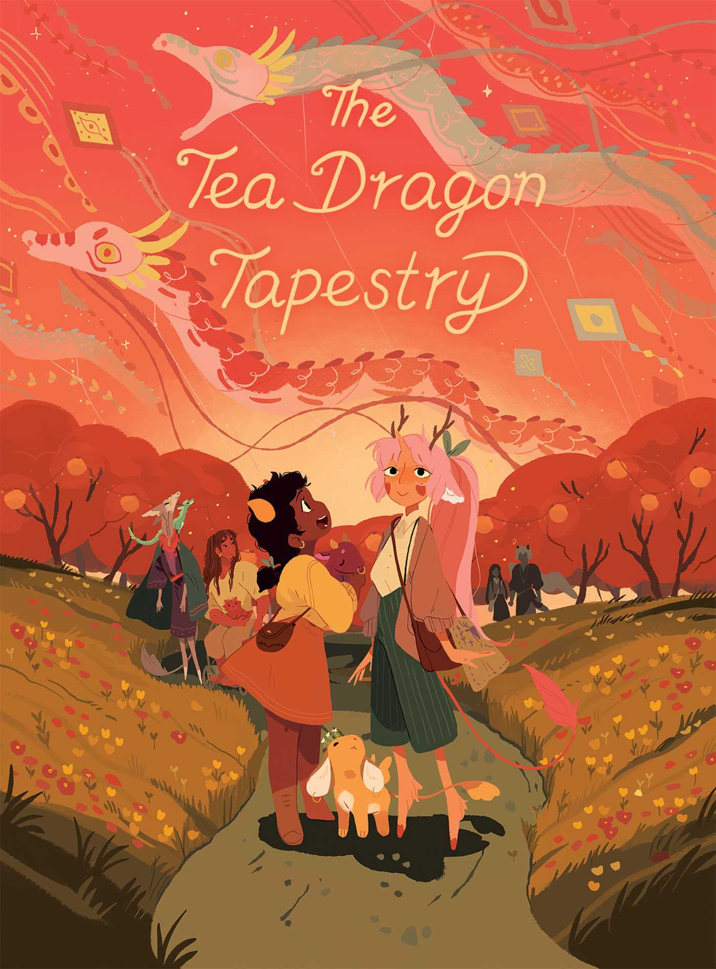 The Tea Dragon Tapestry (Tea Dragon, #3)