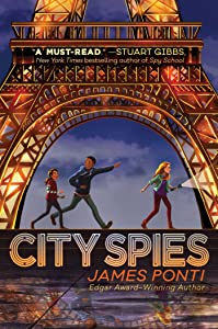 City Spies (City Spies, #1)