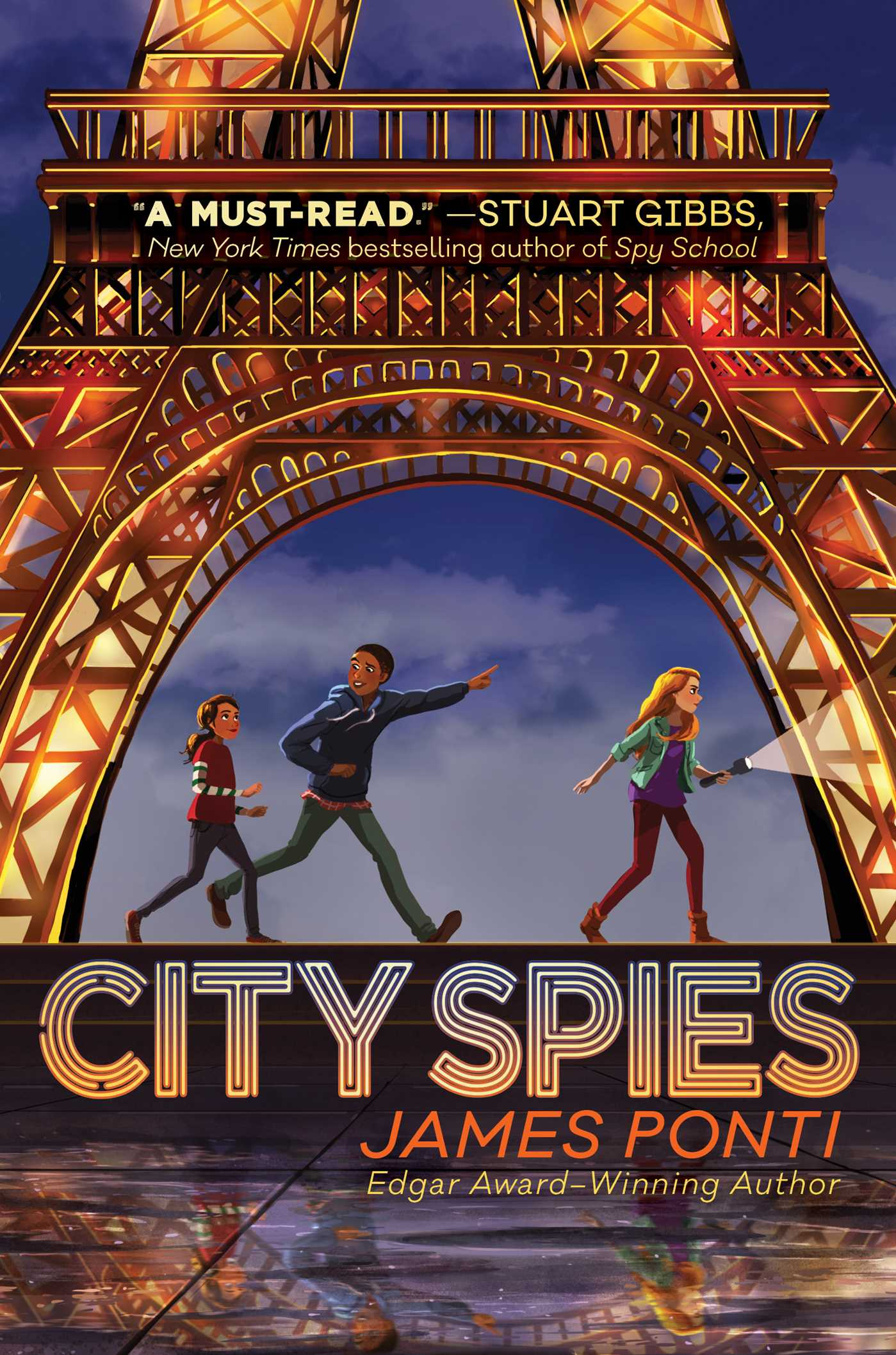 City Spies