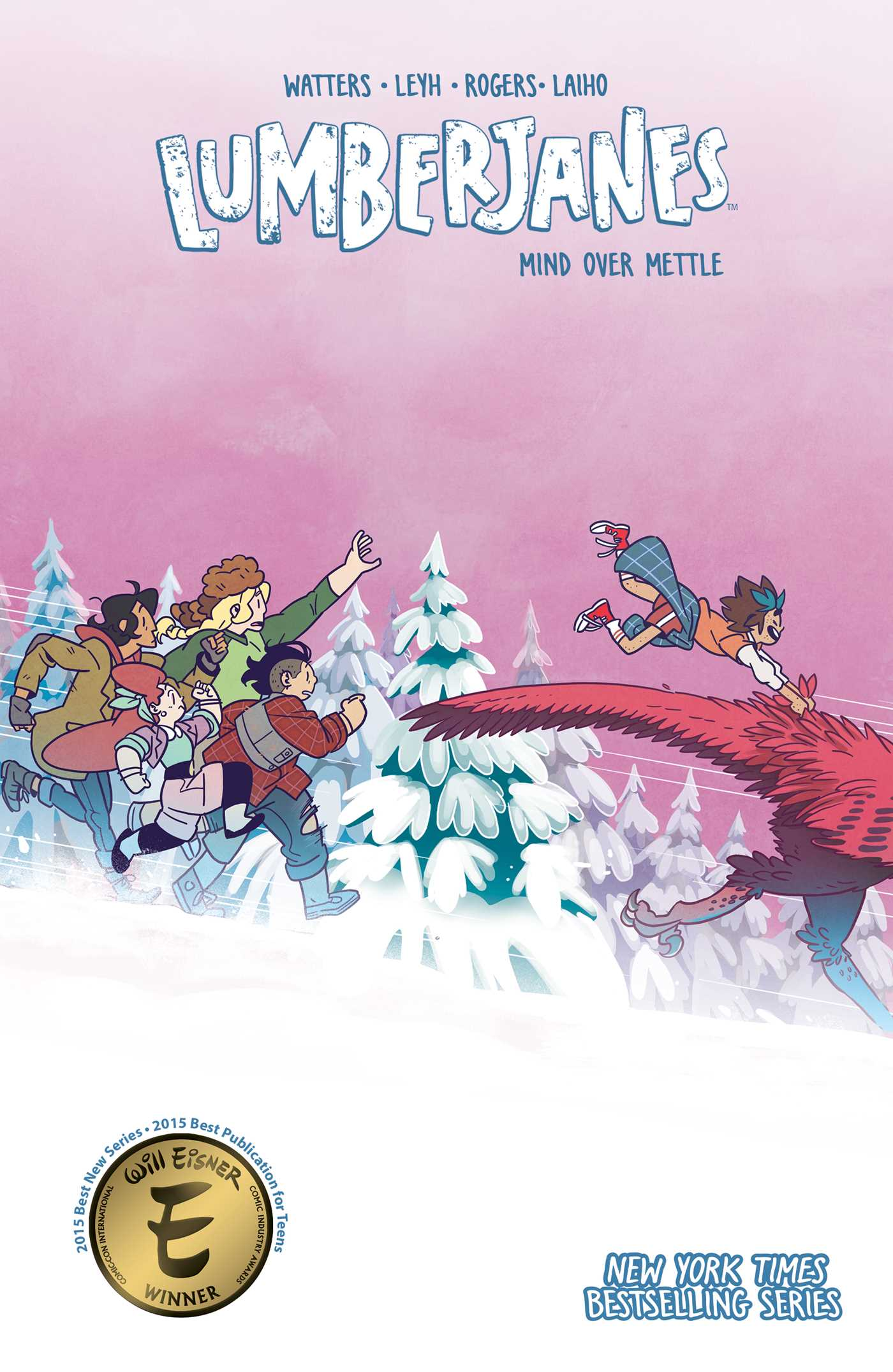 Lumberjanes, Vol. 16: Mind Over Mettle (Lumberjanes, Vol. 16)