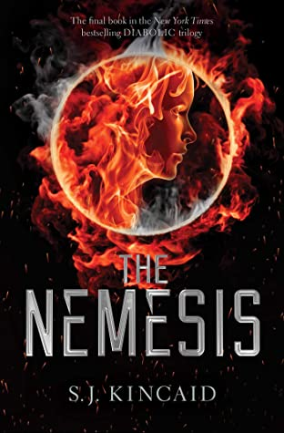 The Nemesis (Diabolic, #3)