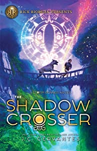 The Shadow Crosser (The Storm Runner, #3)