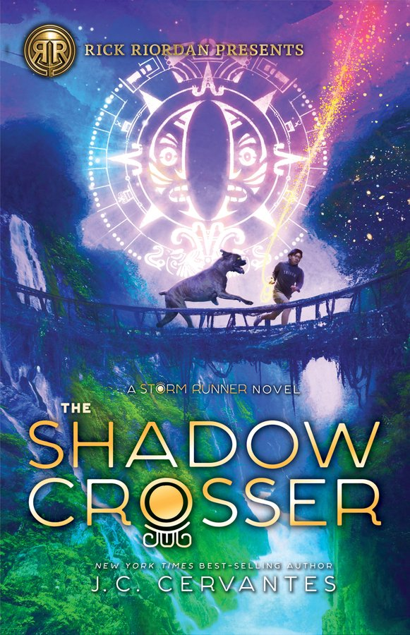 The Shadow Crosser (The Storm Runner #3)
