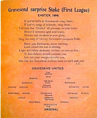 Gravesend surprise Stoke (First League)