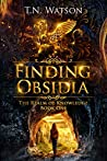 Finding Obsidia (The Realm of Knowledge Book 1)