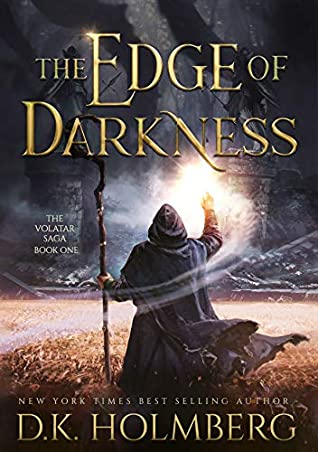 The Edge of Darkness by DK Holmberg